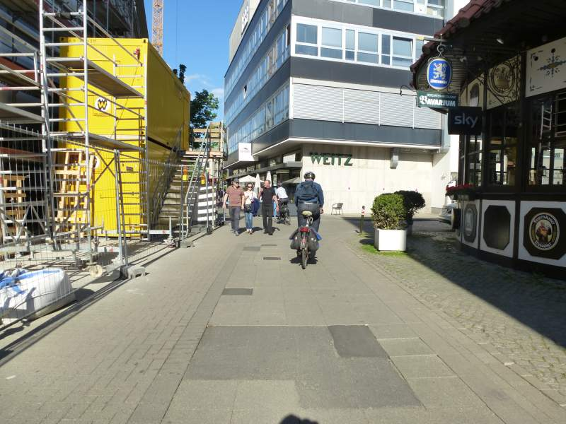 City-Radring Hannover