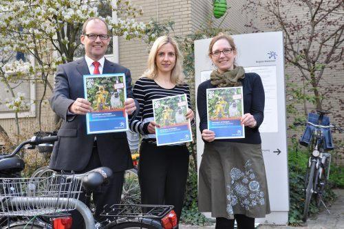 Ein Jahr Handlungskonzept Radverkehr: Die Region zieht eine erste Bilanz